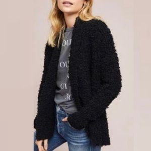 [Anthropologie] shaggy sweater